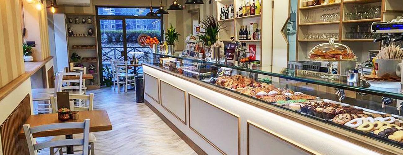Cafè de Fer Caffetteria Pastificio Ferro