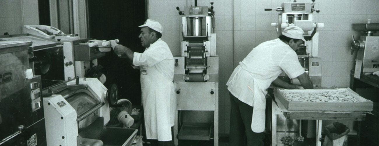 La storia del pastificio artigianale di Guido Ferro