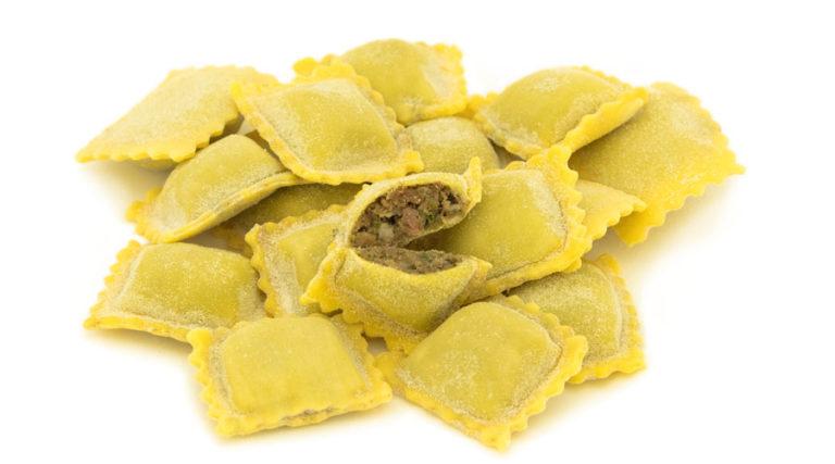Agnolotti Piemontesi di Carne pasta fresca torino