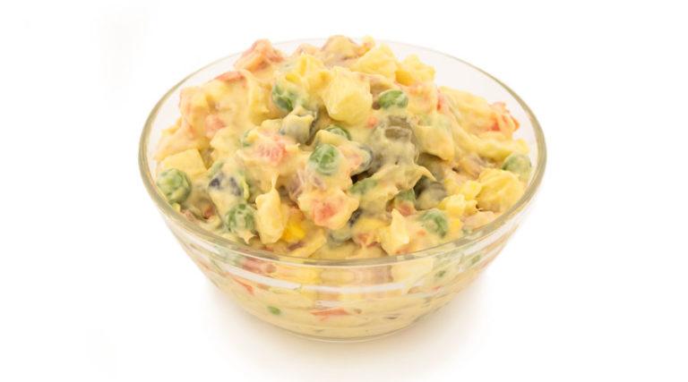insalata russa gastronomia pastificio ferro torino ingredienti qualità piemonte