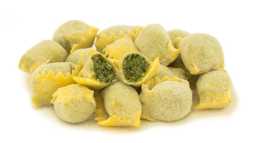 L'originale Plin tre arrosti pasta fresca torino