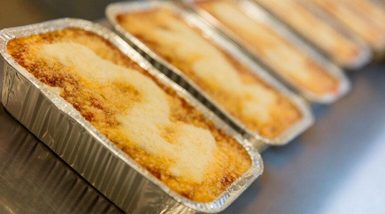 lasagne fresche pastificio ferro