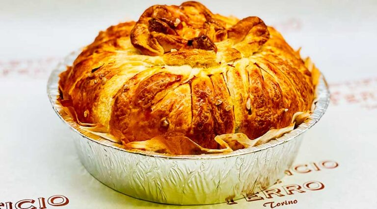 torta pasqualina pastificio ferro torino